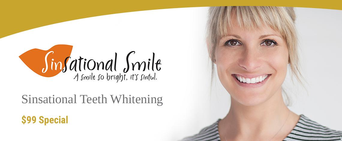 Vero Beach Sinsational Teeth Whitening Dentist
