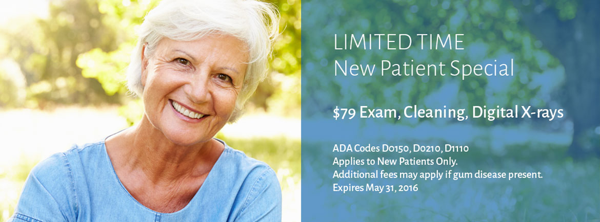 Coral Springs Dentist New Patient Special